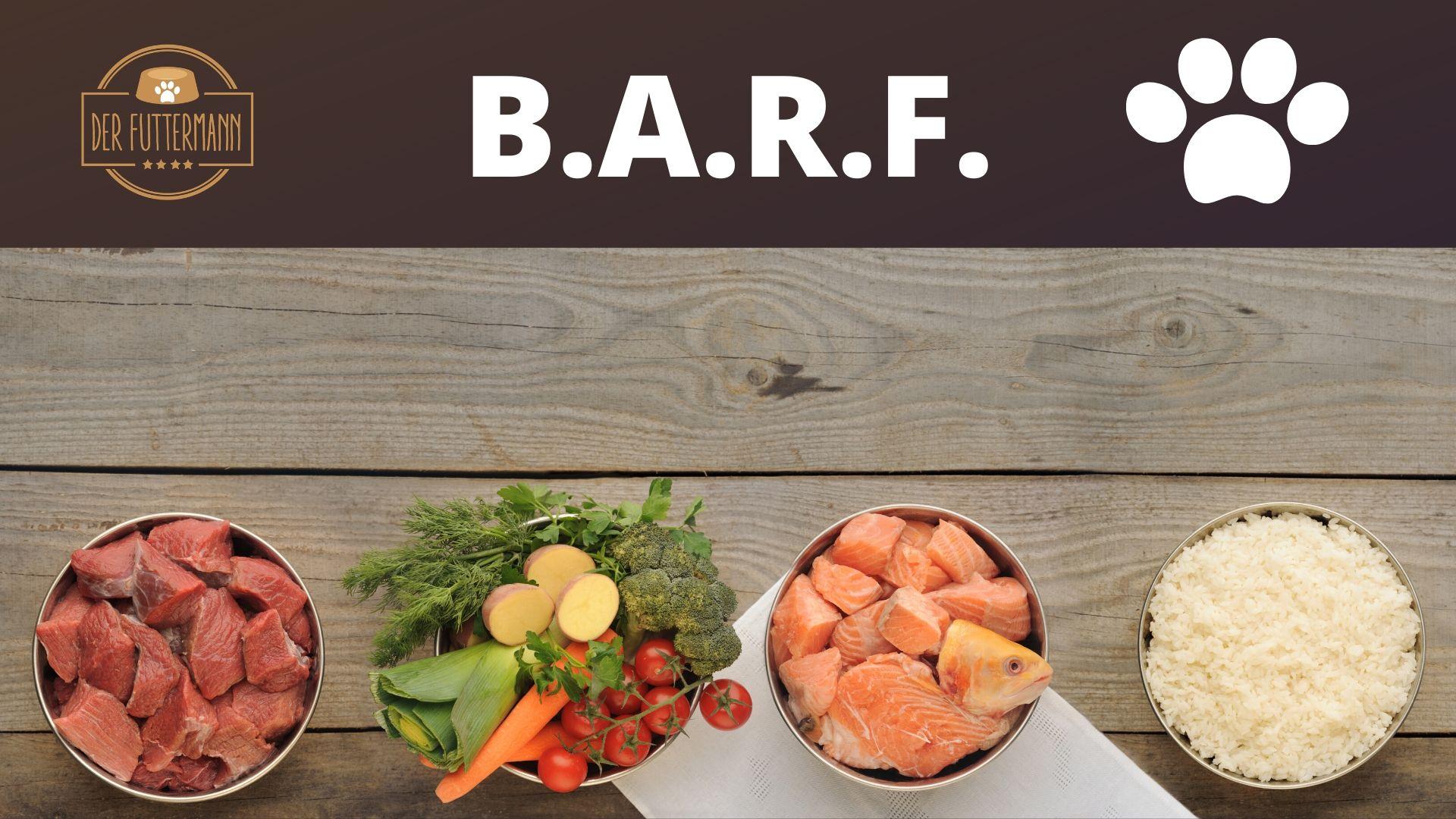 Alles, was du über BARFen wissen musst